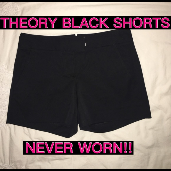 Theory Pants - THEORY sz 0 shorts never worn , price is FIRM 😀